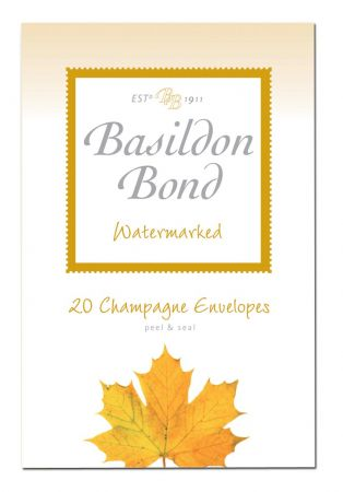 Basildon Bond 20 Duke Champagne Envelopes