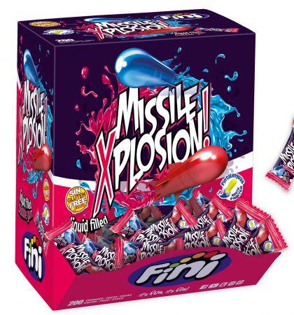 Missile Explosion Gum