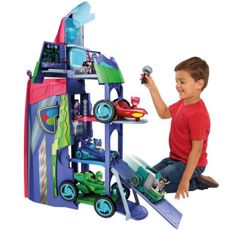 PJ Masks 2 in 1 Mobile HQ Playset