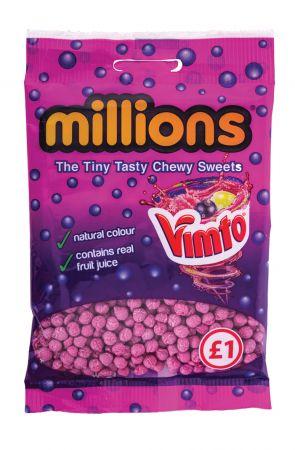 Millions Vimto £1 Bags