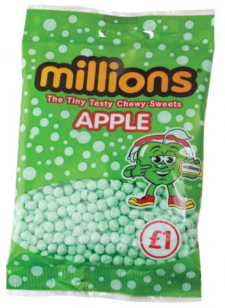 Millions Apple £1 Bags
