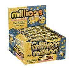 Millions Banana Minions