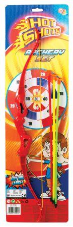 Hot Shots Archery Set Hang Pack