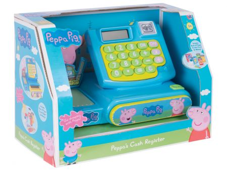 Peppa Cash Register