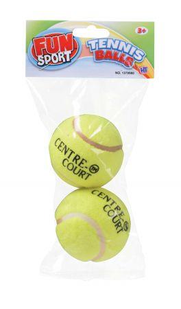 Fun Sports 2 Tennis Balls Hang Pack