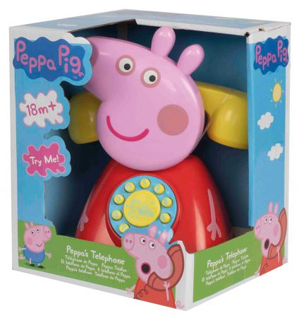 Peppa Telephone