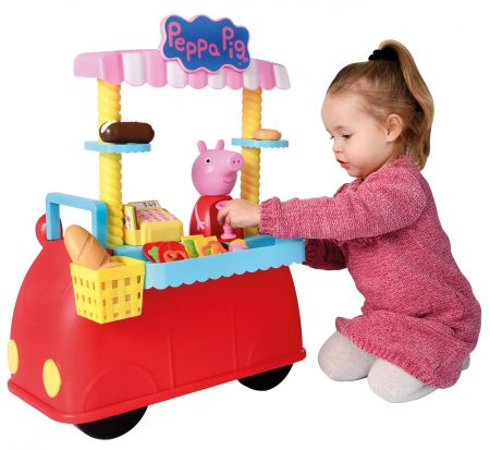 Peppa Deli Car