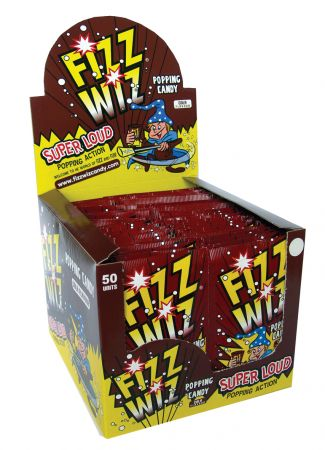 Fizz Whizz Popping Candy Cola