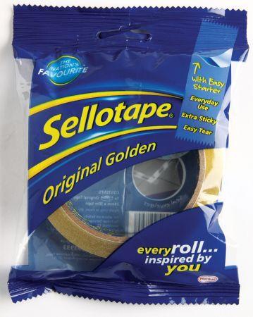 Sellotape 24mm x 50m Original Tape