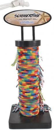 Rainbow Bracelet Asst CDU