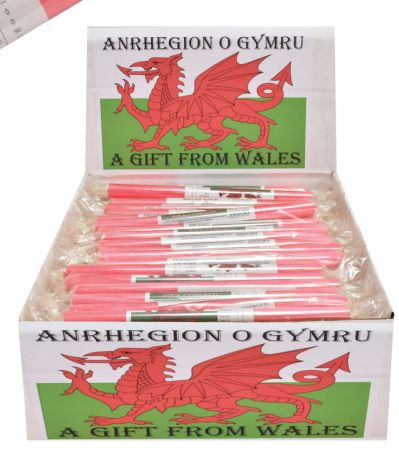 Welsh Flag Flavoured Rock