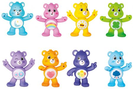 Care Bears Magic Interactive Figures