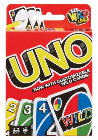 Uno Card Game Cdu