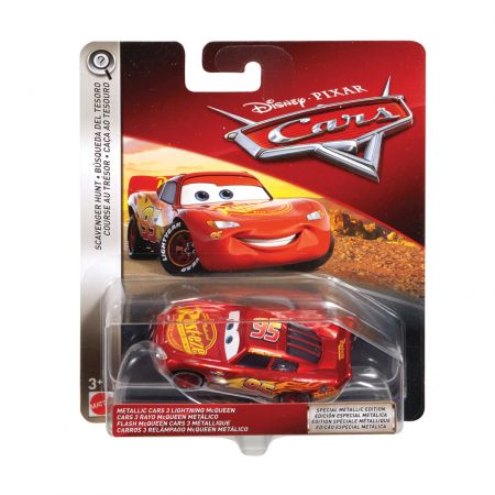 Cars Diecast Character Mix