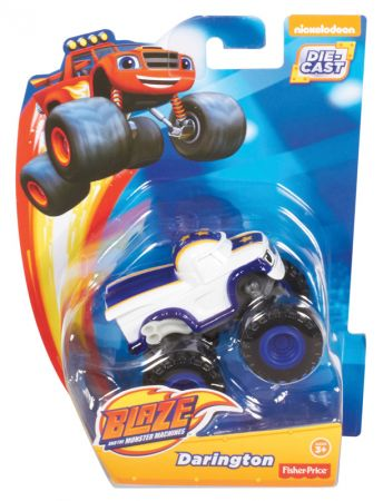 Blaze Diecast Vehicle