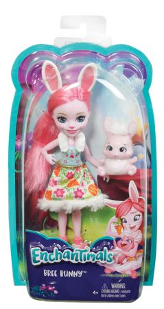 Enchantimals Doll & Animals Asst