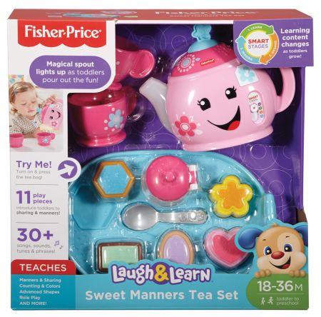 LNL Toddler Tea Set