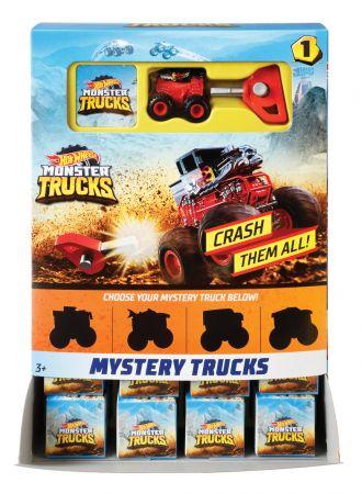 HW Mystery Monster Trucks
