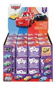 Cars Minis Boxed