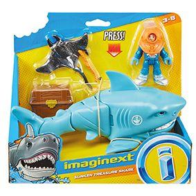 Shark & Vehicle Asst