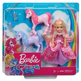 Chelsea Princess & pony
