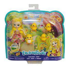 Dinah Duck & Ducklings