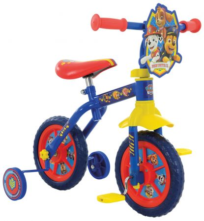 Paw Patrol Training Bike