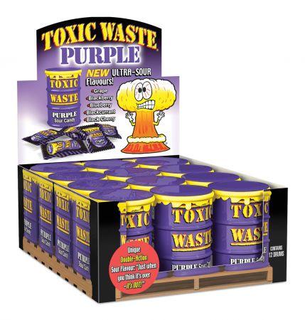 Purple Toxic Waste