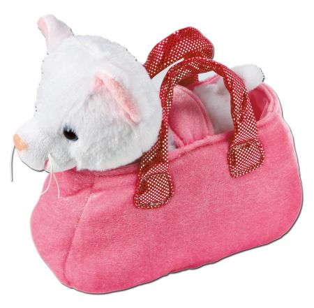 Plush Handbag Assorted Designs