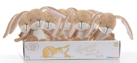 GHMILY Little Hare Rattle