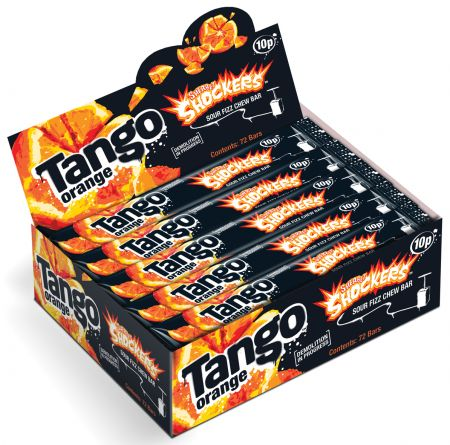 Tango Orange Shockers