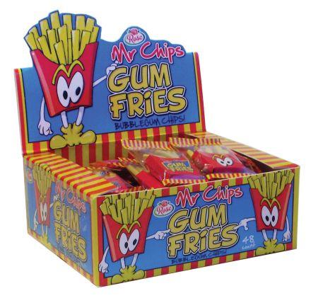 French Fries Bubblegum