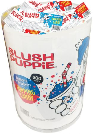 Slush Puppy Popping Candy