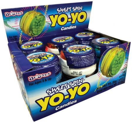 Candy YoYo