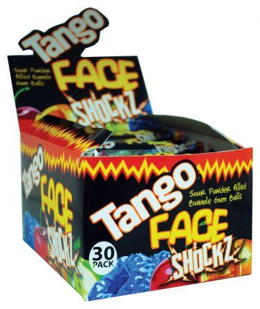 Tango Sour Faces Bubblegum
