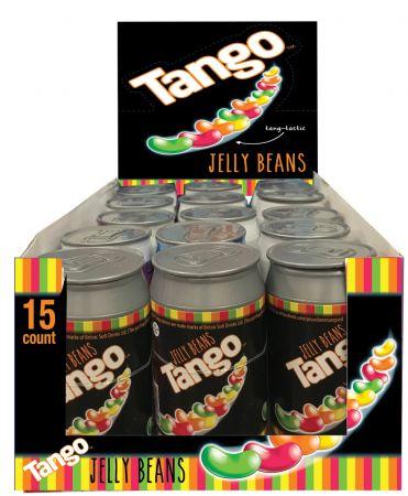 Tango Jelly Bean Can