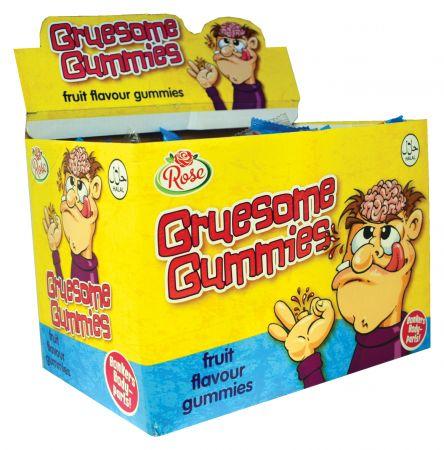 Gruesome Gummies