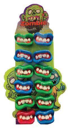 Zombie Rotten Teeth