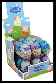 Peppa Pig Surprise Chocolate Egg