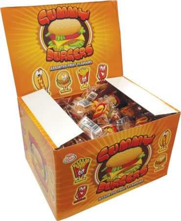 Gummy Burger (150)