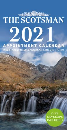 Scotsman Appointment Calendar