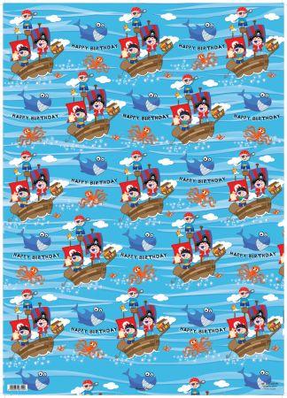 Gift Wrap - Juvenile Male 2561