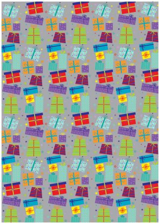 Gift Wrap - General 2550