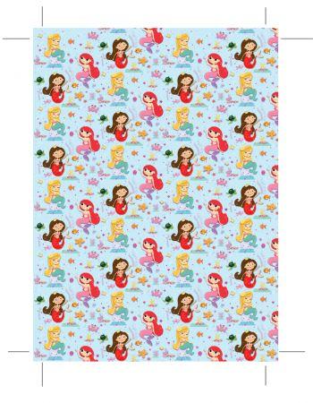 Gift Wrap - Juvenile Female 2545