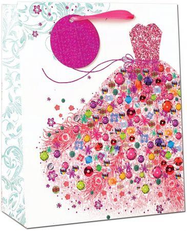 Gift Bag Large - Floral Dress