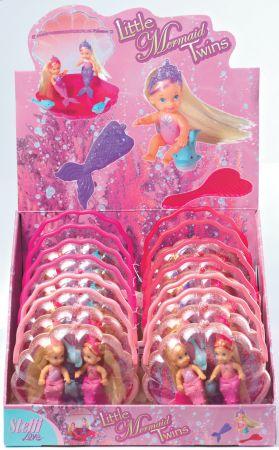 Little Mermaid Twins Asst CDU