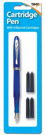 Cartridge Pen + 4 Cartridges Hang