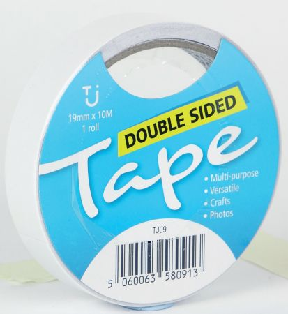 19mm x 10m Double Sided Tape