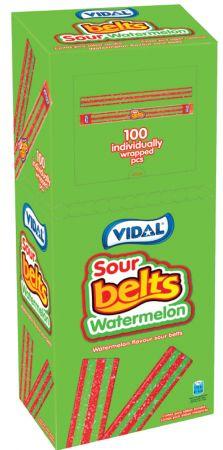Wrapped Watermelon Belts