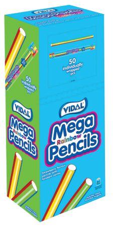 Rainbow Mega Pencils
